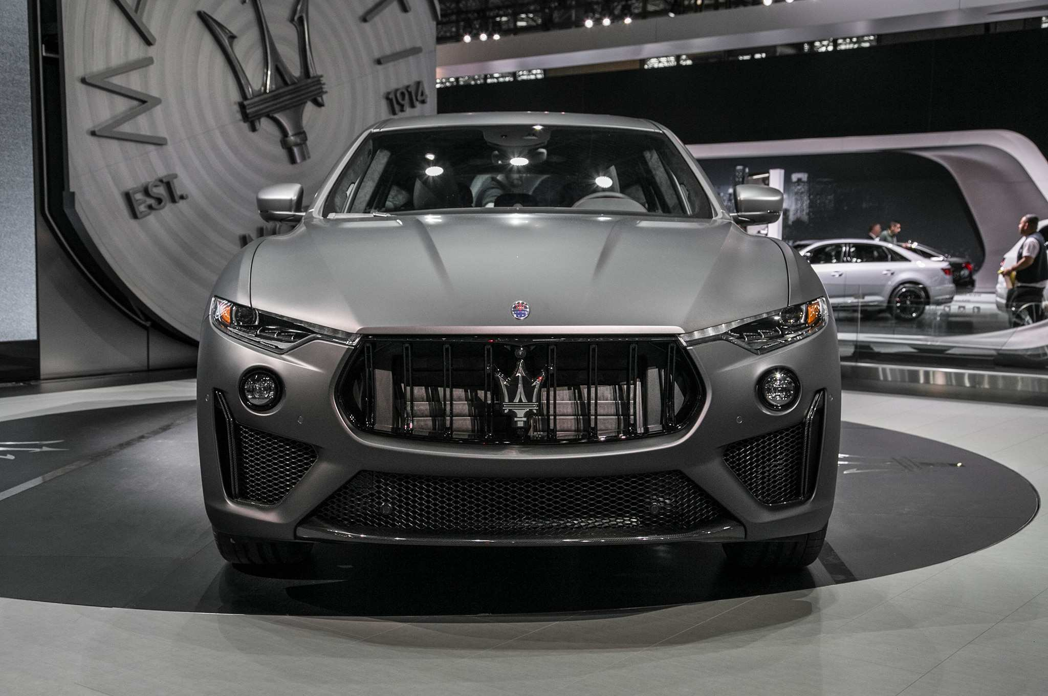 88 Gallery of 2019 Maserati Levante Trofeo Specs with 2019 Maserati Levante Trofeo