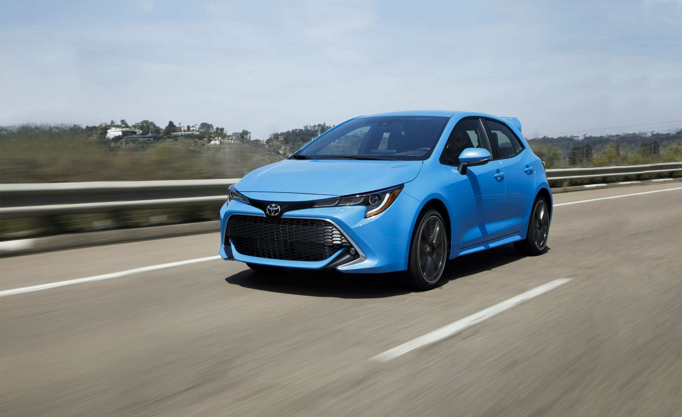 88 Gallery of 2019 New Toyota Corolla Specs for 2019 New Toyota Corolla