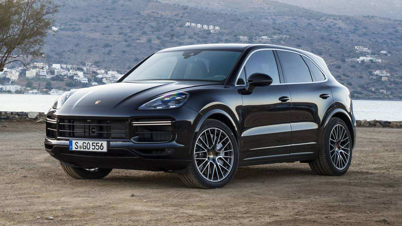 88 Gallery of 2019 Porsche Cayenne First Drive with 2019 Porsche Cayenne