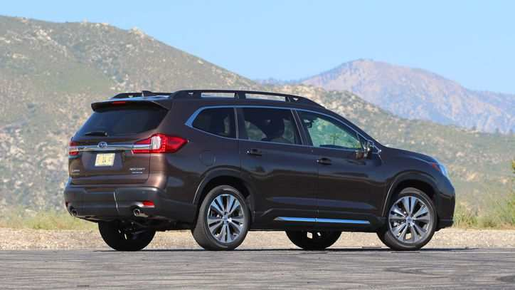 88 Gallery of 2019 Subaru Ascent News Prices with 2019 Subaru Ascent News