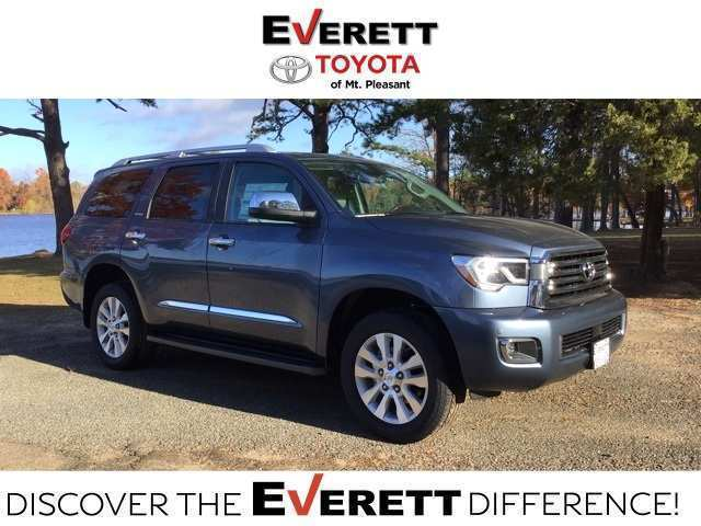 88 Gallery of 2019 Toyota Sequoia Model by 2019 Toyota Sequoia