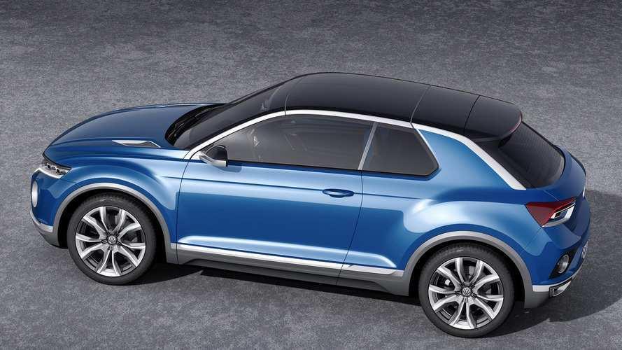 88 Gallery of 2019 Volkswagen T Roc Model for 2019 Volkswagen T Roc