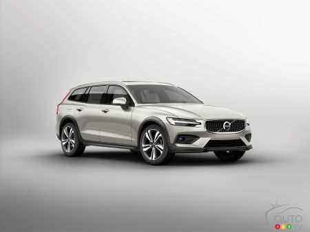 88 Gallery of 2019 Volvo V60 Cross Country New Concept by 2019 Volvo V60 Cross Country