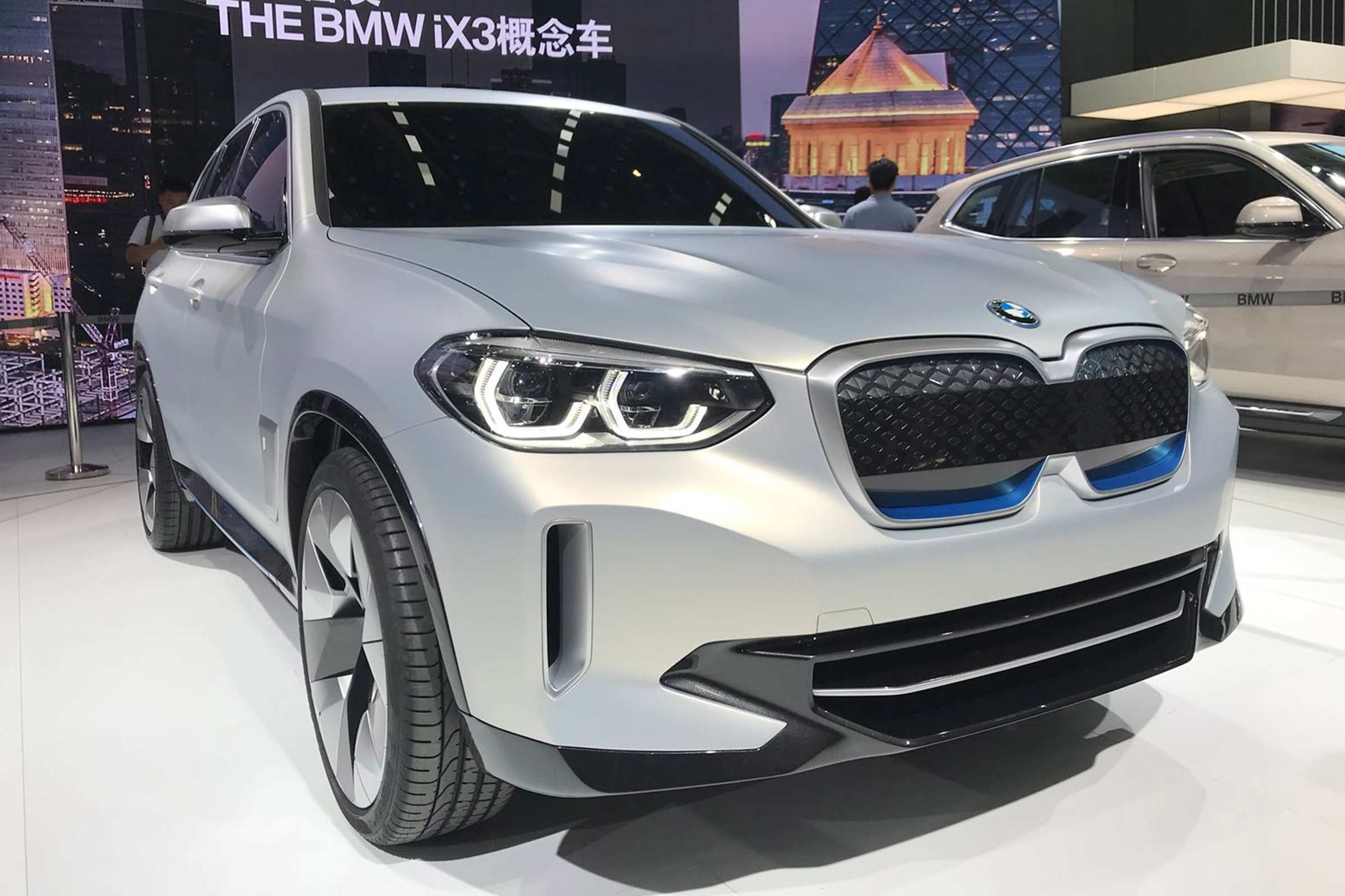 88 Gallery of 2020 Bmw X3 Electric Spy Shoot by 2020 Bmw X3 Electric