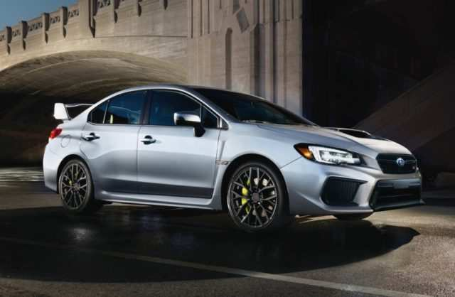88 Gallery of 2020 Subaru Sti News Release Date with 2020 Subaru Sti News