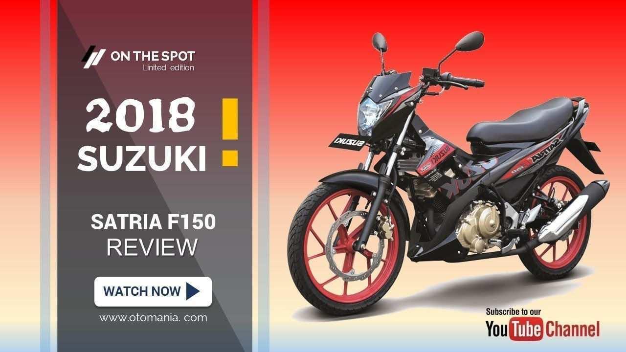 88 Gallery of Suzuki Satria Fu 2020 Release with Suzuki Satria Fu 2020
