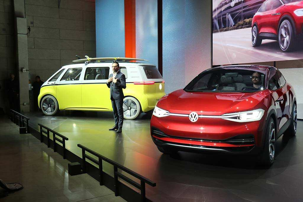 88 Gallery of Volkswagen Ev 2020 Configurations with Volkswagen Ev 2020