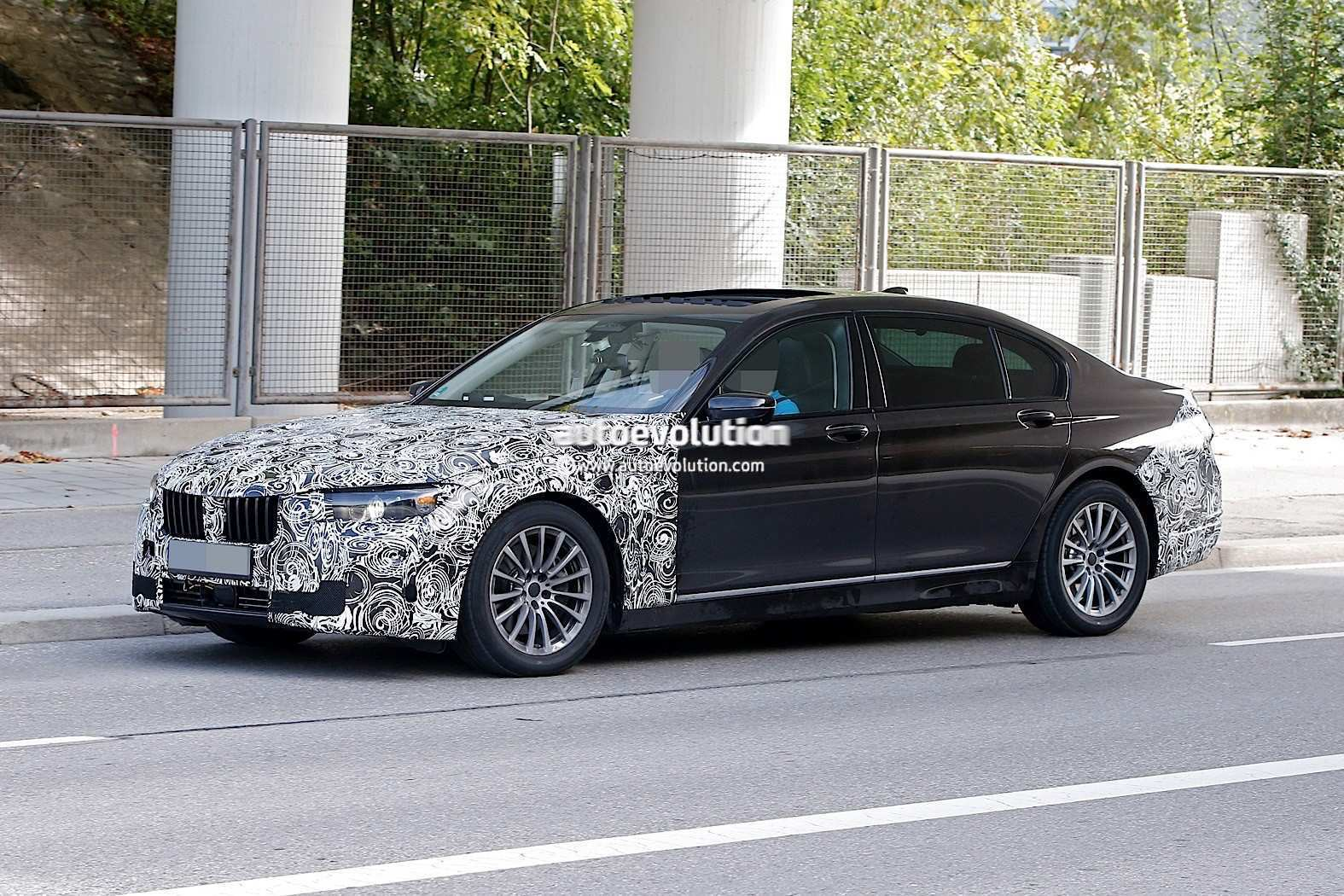 88 Great 2019 Bmw 7 Series Lci Specs by 2019 Bmw 7 Series Lci