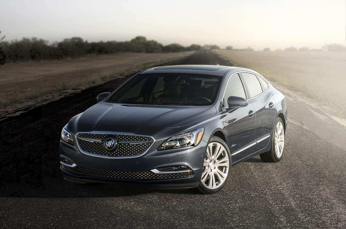 88 Great 2019 Buick Lineup Rumors with 2019 Buick Lineup