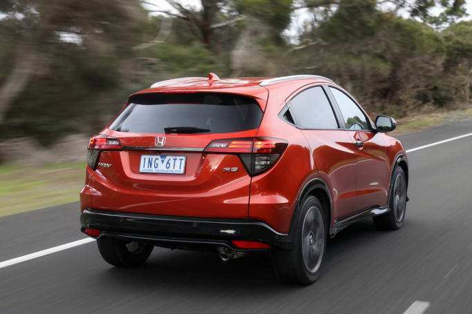 88 Great 2019 Honda Hrv Changes Model with 2019 Honda Hrv Changes