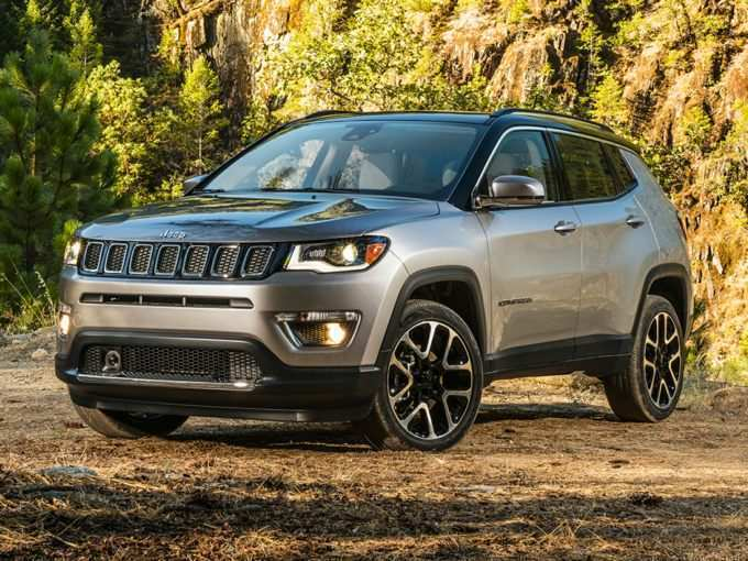88 Great 2019 Jeep Compass Release Date Speed Test by 2019 Jeep Compass Release Date