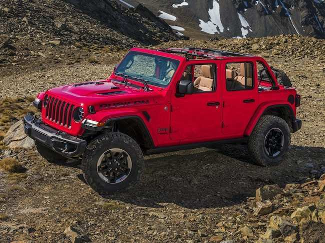 88 Great 2019 Jeep Price Spesification by 2019 Jeep Price