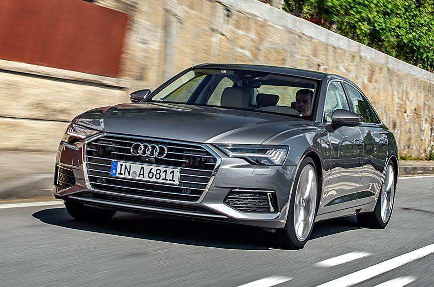 88 New 2019 Audi A6 Review Redesign and Concept for 2019 Audi A6 Review