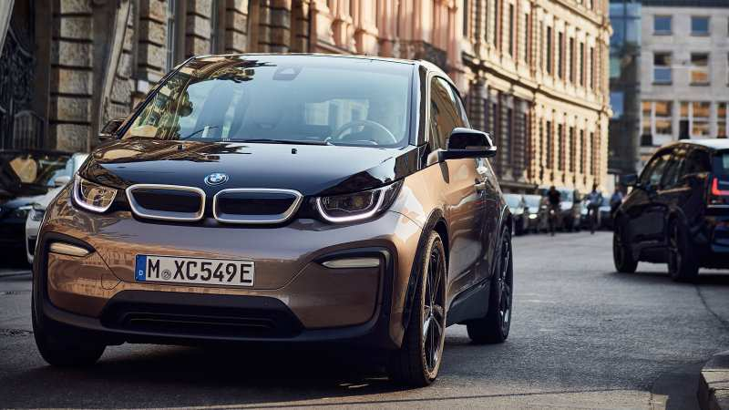 88 New 2019 Bmw Electric Car Wallpaper for 2019 Bmw Electric Car