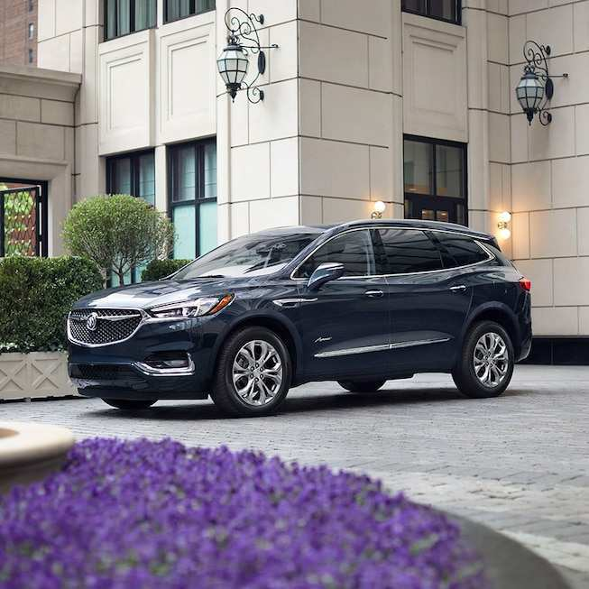 88 New 2019 Buick Enclave Photos by 2019 Buick Enclave