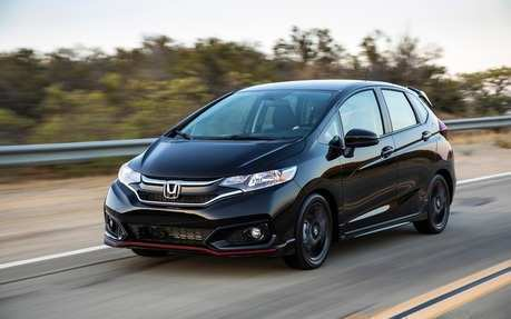 88 New 2019 Honda Fit Engine Performance for 2019 Honda Fit Engine
