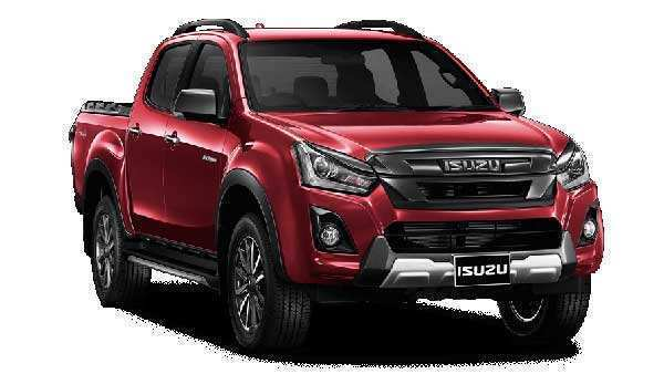 88 New 2019 Isuzu Pickup Truck Images with 2019 Isuzu Pickup Truck