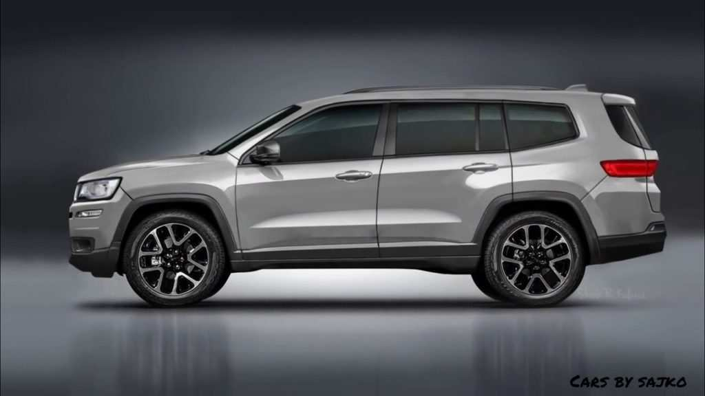 88 New 2019 Jeep 3Rd Row Specs and Review with 2019 Jeep 3Rd Row