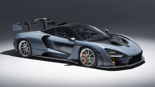 88 New 2019 Mclaren P15 Spy Shoot for 2019 Mclaren P15