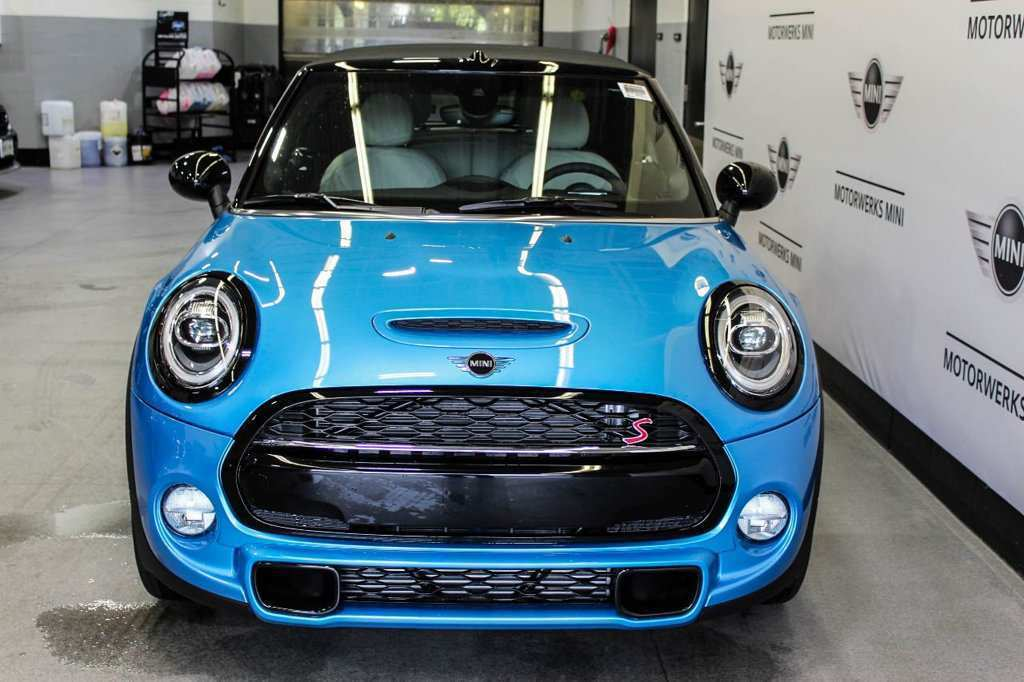 88 New 2019 Mini Cooper Electric Exterior by 2019 Mini Cooper Electric