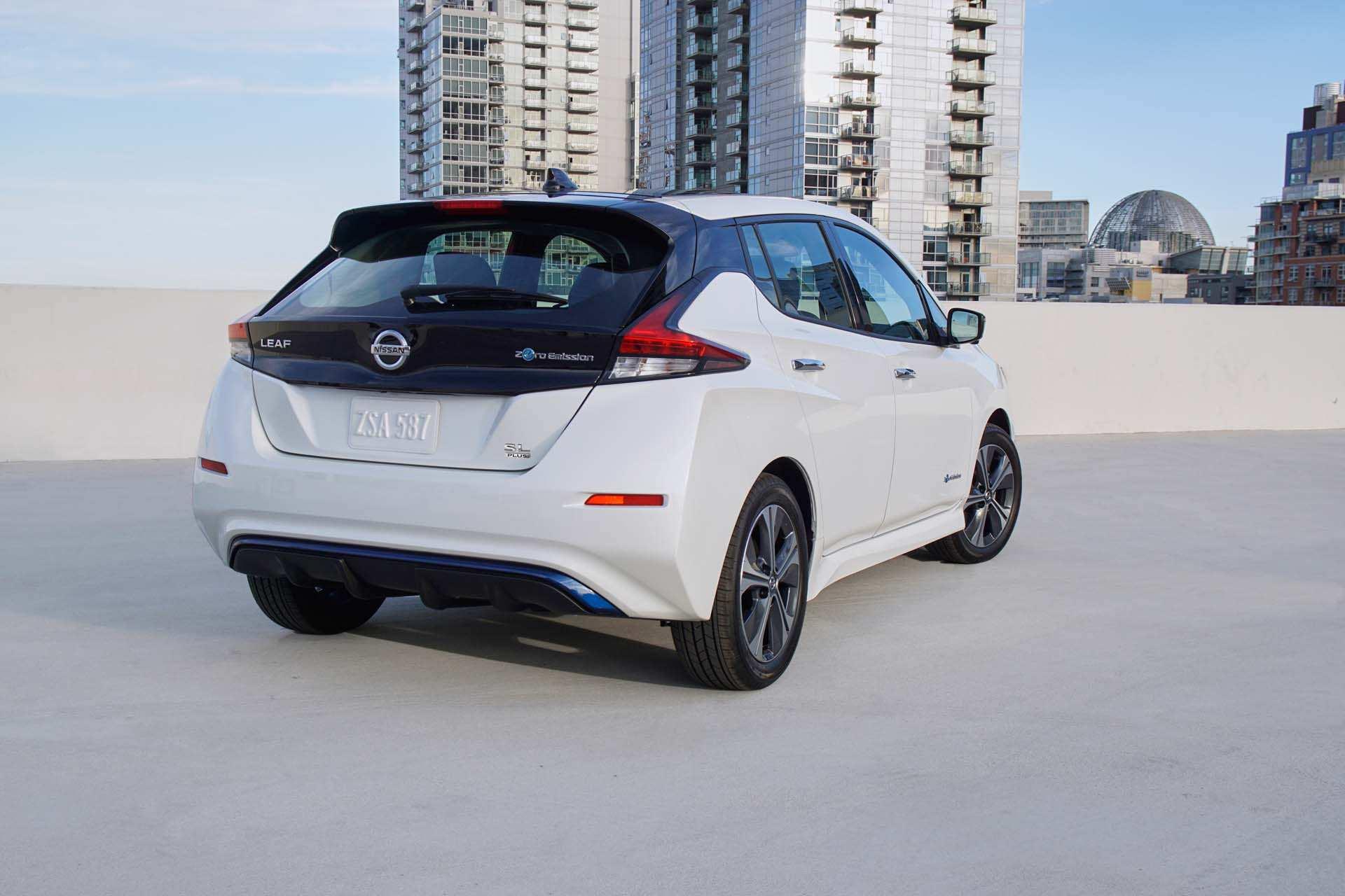 88 New 2019 Nissan Leaf Spesification by 2019 Nissan Leaf
