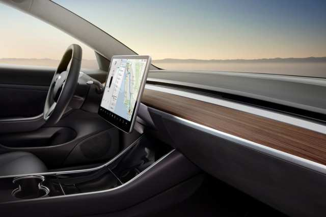 88 New 2019 Tesla Model 3 Interior by 2019 Tesla Model 3
