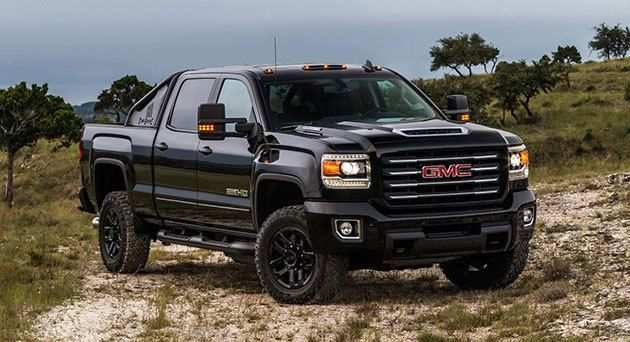 88 New 2020 Gmc Truck Specs and Review by 2020 Gmc Truck