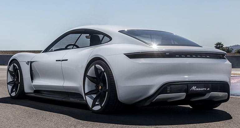 88 New 2020 Porsche Electric Car Interior by 2020 Porsche Electric Car