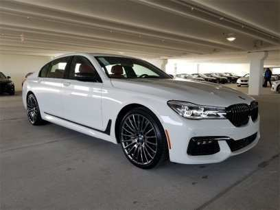 88 The 2019 Bmw 750I Xdrive Price for 2019 Bmw 750I Xdrive