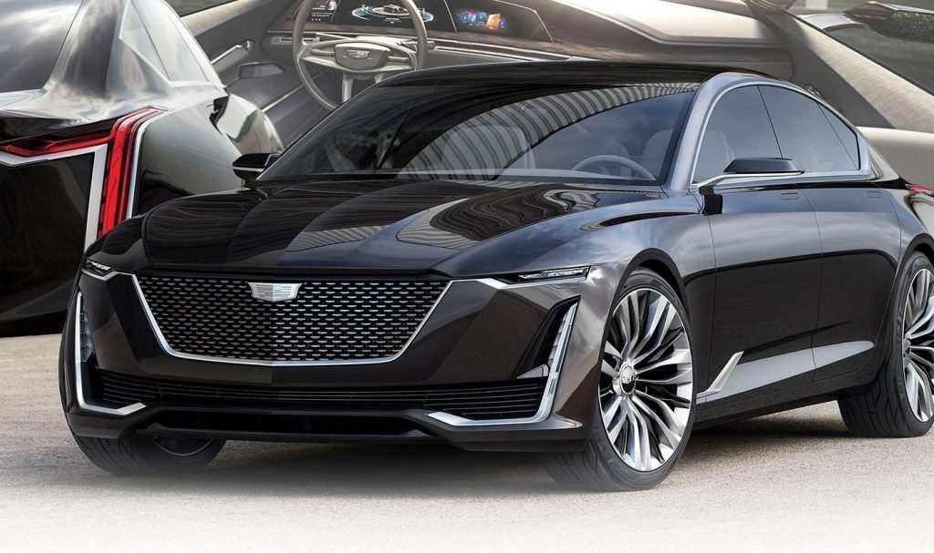 88 The 2019 Cadillac Lineup Redesign for 2019 Cadillac Lineup
