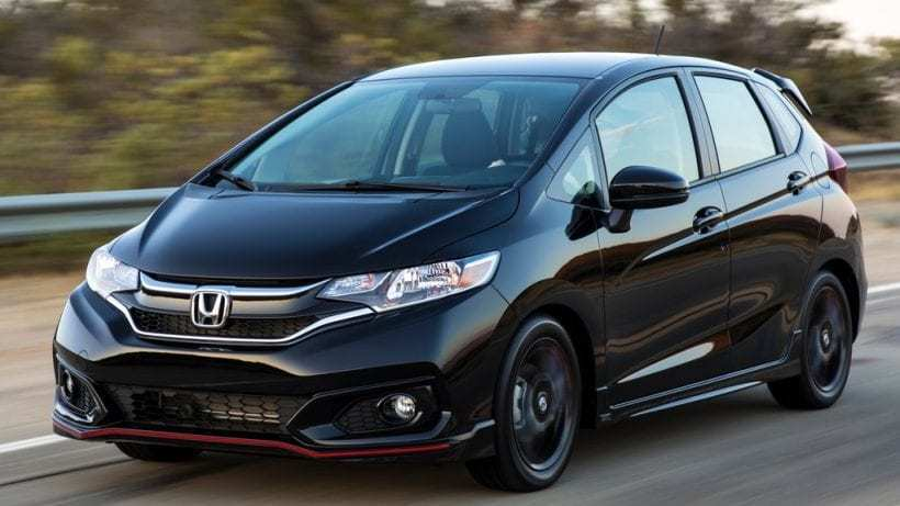 88 The 2019 Honda Fit Engine Pricing by 2019 Honda Fit Engine