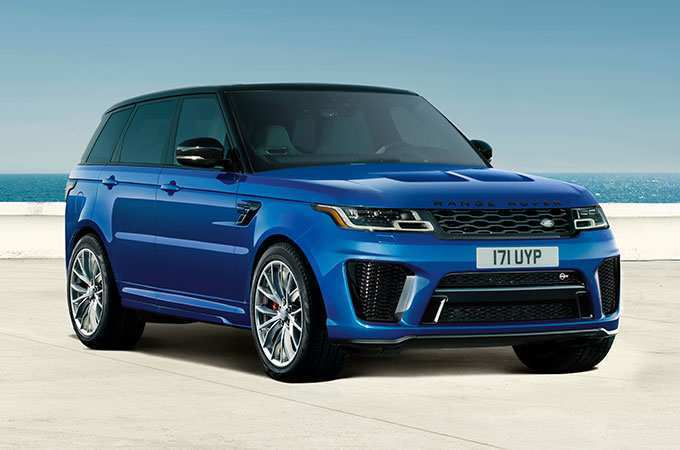 88 The 2019 Land Rover Svr Concept with 2019 Land Rover Svr