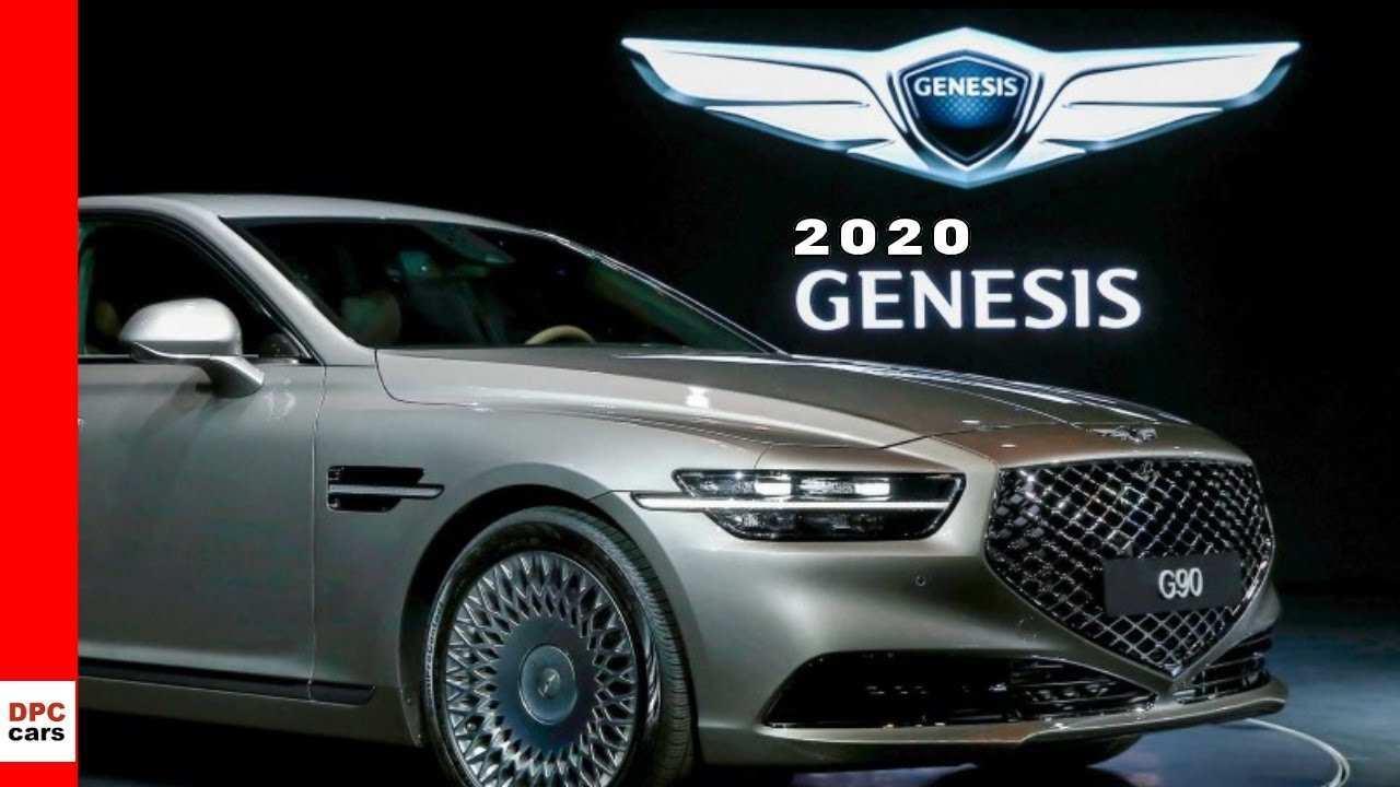 88 The 2020 Genesis G90 Ratings for 2020 Genesis G90