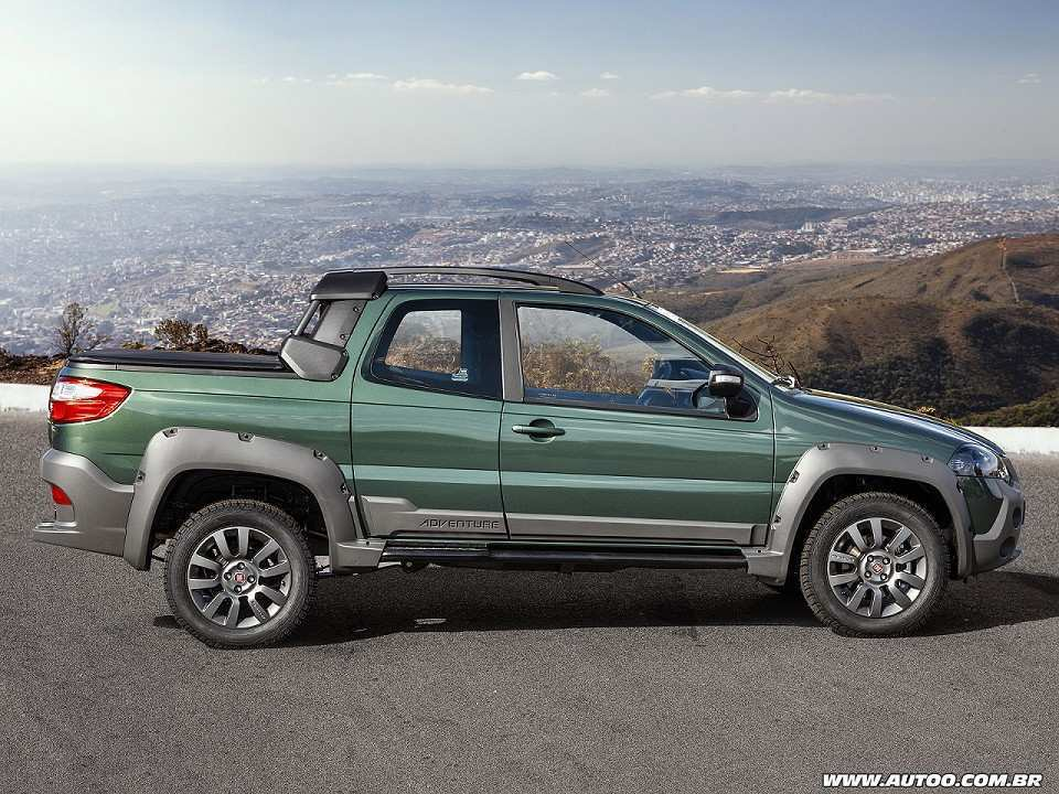 88 The Fiat Strada 2019 First Drive for Fiat Strada 2019