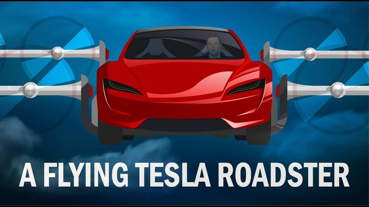 88 The Tesla 2019 Flying Car Pictures by Tesla 2019 Flying Car