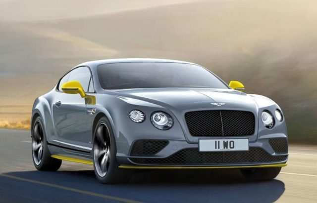 89 All New 2019 Bentley Continental Gt Specs Performance by 2019 Bentley Continental Gt Specs