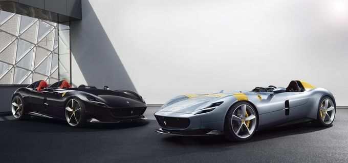 89 All New 2019 Ferrari Models Price and Review for 2019 Ferrari Models