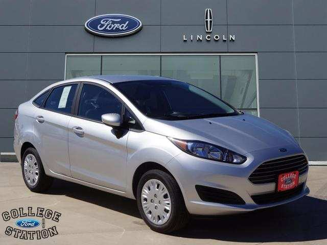 89 All New 2019 Ford Fiesta Interior for 2019 Ford Fiesta