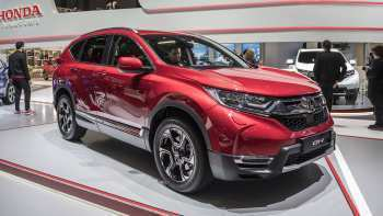 89 All New 2019 Honda Suv History by 2019 Honda Suv