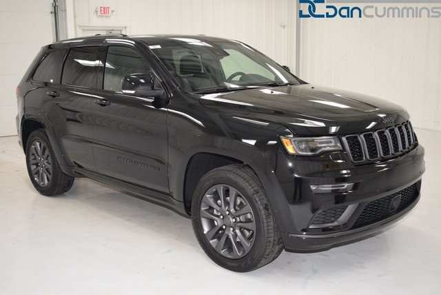 89 All New 2019 Jeep Grand Cherokee New Concept for 2019 Jeep Grand Cherokee