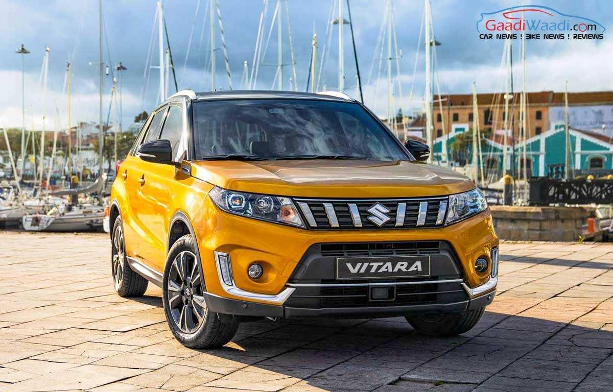 89 All New 2019 Suzuki Suv Photos for 2019 Suzuki Suv