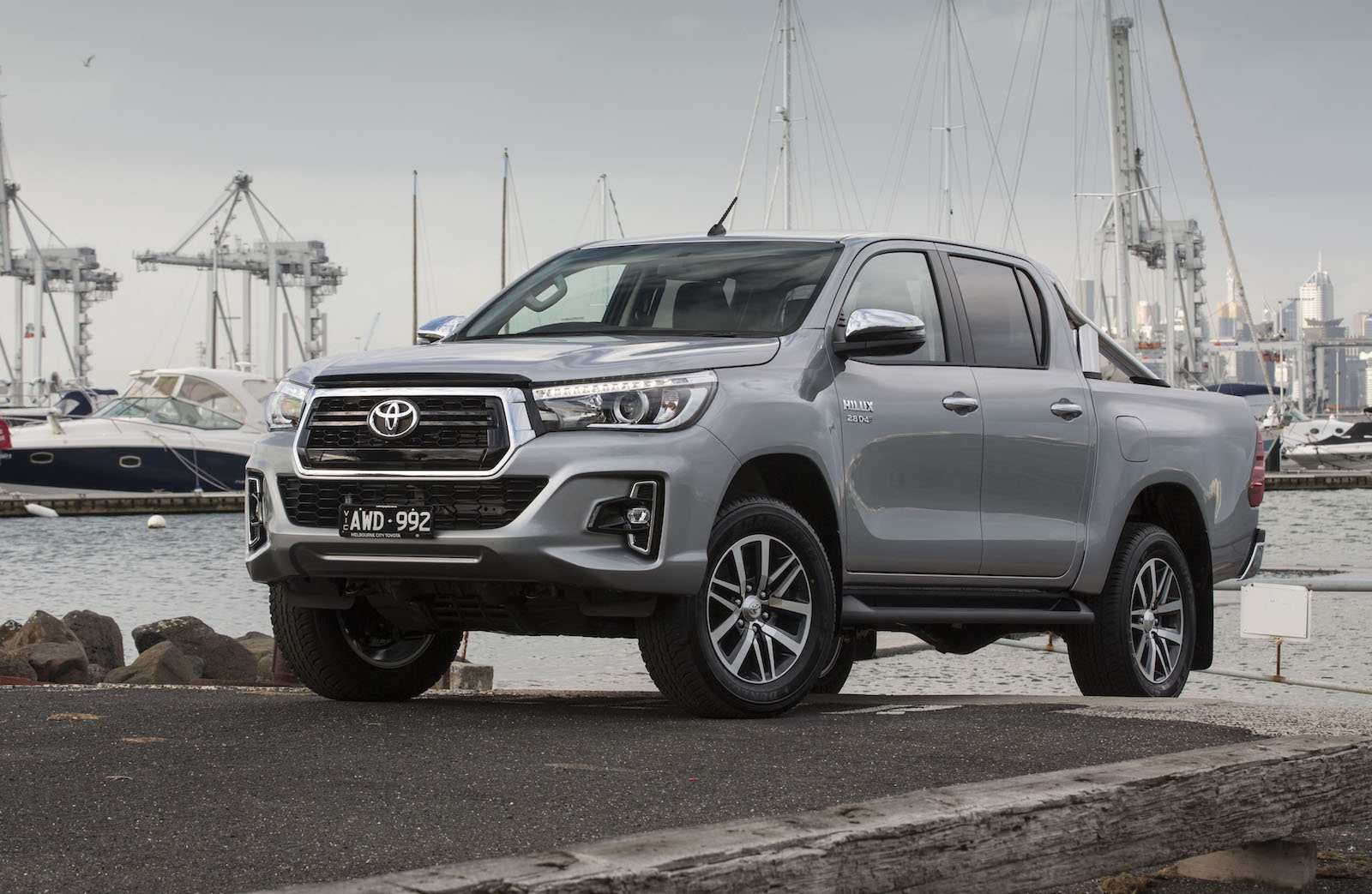 89 All New 2019 Toyota Diesel Hilux Specs and Review with 2019 Toyota Diesel Hilux