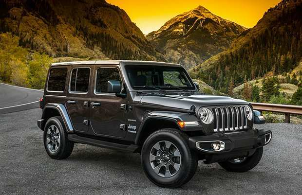 89 All New 2020 Jeep Rubicon Model with 2020 Jeep Rubicon