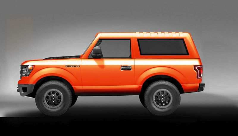 89 All New 2020 Orange Ford Bronco Images by 2020 Orange Ford Bronco
