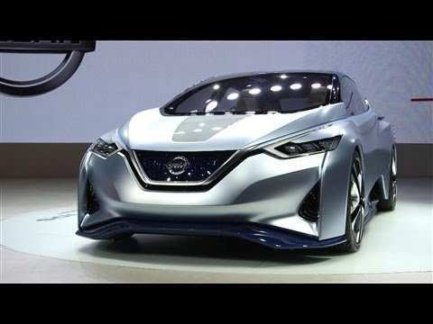 89 All New Nissan Driverless 2020 Images by Nissan Driverless 2020