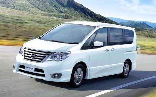 89 All New Nissan Serena 2019 Exterior by Nissan Serena 2019