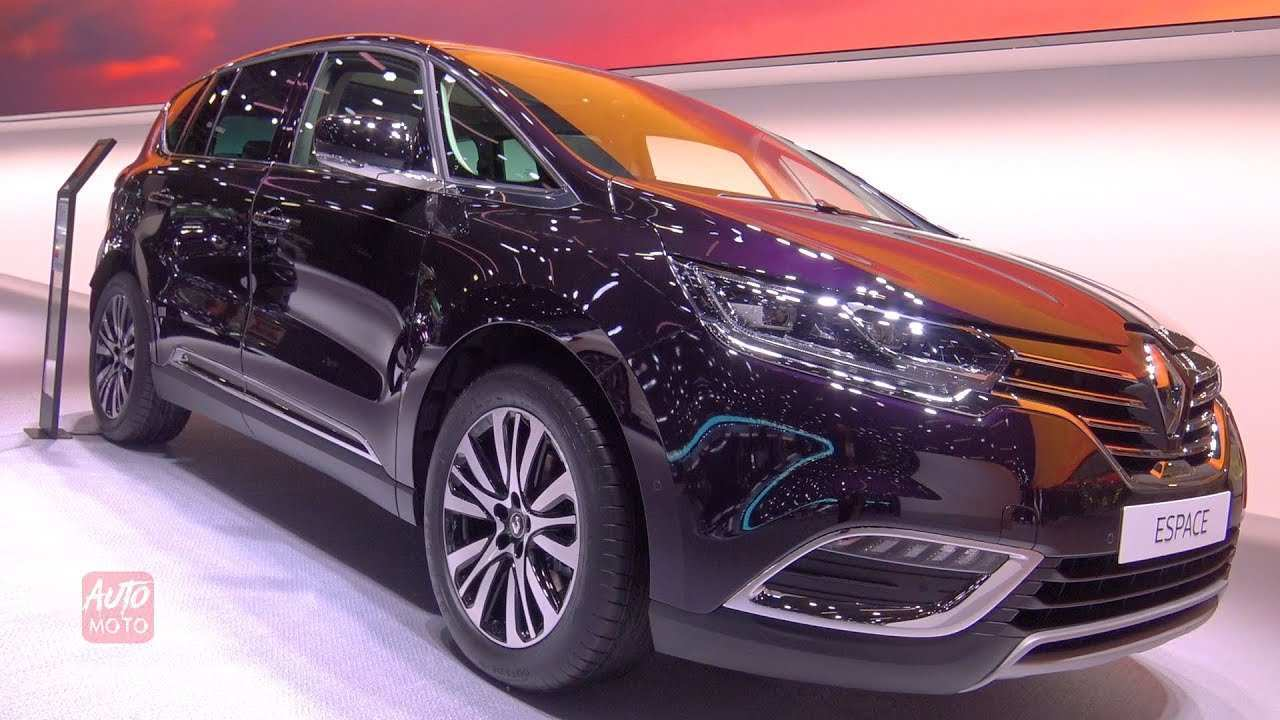 89 All New Renault Espace 2019 Redesign for Renault Espace 2019