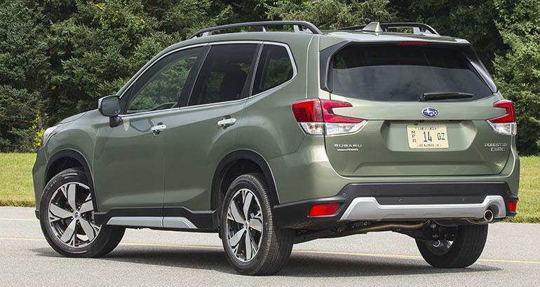 89 All New The 2019 Subaru Forester Reviews by The 2019 Subaru Forester