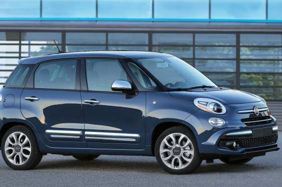 89 Best Review 2019 Fiat 500L Exterior and Interior with 2019 Fiat 500L