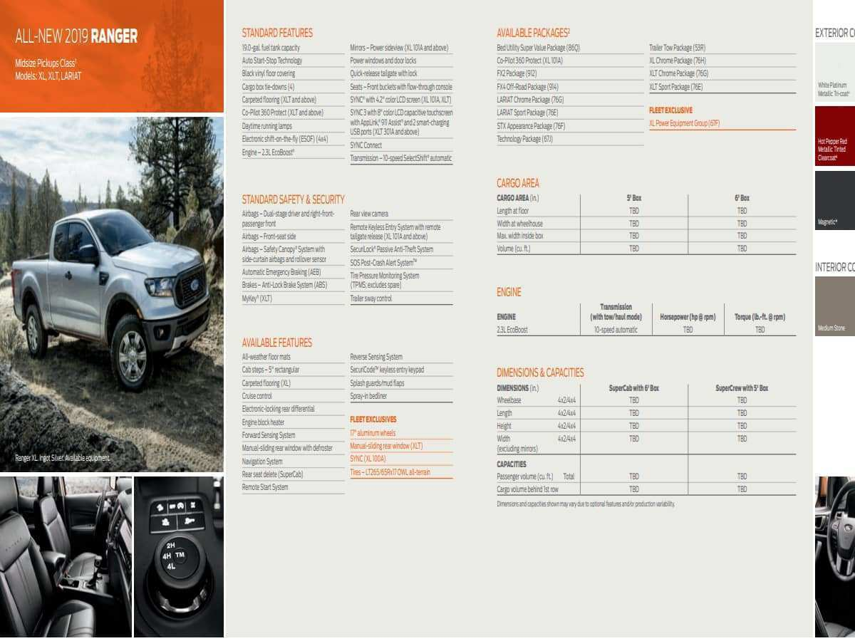 89 Best Review 2019 Ford Order Guide Spy Shoot by 2019 Ford Order Guide